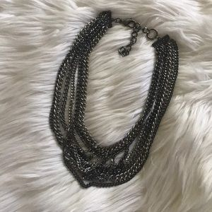 Jewelry - Chunky Metal Chain Necklace